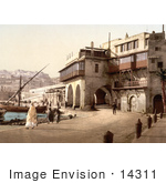 #14311 Picture Of The Admiralty Algiers Algeria