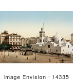 #14335 Picture Of Government Place Algiers Algeria