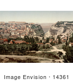 #14361 Picture Of Constantine Algeria