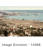 #14366 Picture Of Algiers Algeria As Seen From Mustapha