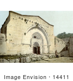 #14411 Picture Of The Tomb Of The Virgin And Cave Of Agony