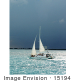 #15194 Picture Of Sailboating In Mexico