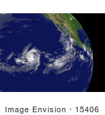#15406 Picture Of Tropical Storm Flossie