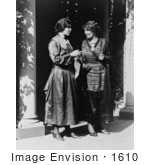 #1610 Mrs. Pethick-Lawrence and Miss Alice Paul by JVPD