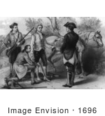 #1696 The Capture Of John Andre