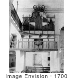 #1700 Picture Of A Bamboo Pipe Organ In A Church Las Pinas Luzon Island Philippines by JVPD