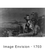 #1703 Washington Crossing The Delaware