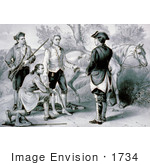 #1734 The Capture Of John Andre
