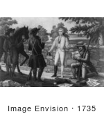 #1735 The Capture Of John Andre