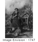 #1747 Molly Pitcher