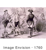 #1760 The Capture Of John Andre