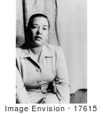 #17615 Picture Of Blues Singer Lady Day Billie Holiday by JVPD