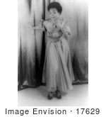 #17629 Picture Of Eartha Kitt Dancing
