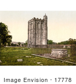 #17778 Picture Of Campanile Bell Tower And Tomb Of James Iii King Of Scots At Cambuskenneth Abbey Stirling Scotland