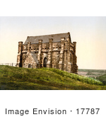 #17787 Photo Of St Catherine'S Chapel In Abbotsbury England