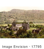 #17795 Photo Of The Ruins Of Tintern Abbey England