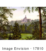 #17810 Photo Of Saint Michael'S Abbey Farnborough Hampshire England