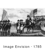 #1785 Surrender of Cornwallis at Yorktown by JVPD