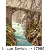 #17980 Picture of Devil's Bridge, Andermatt, Switzerland by JVPD