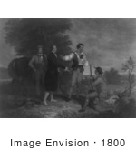 #1800 The Capture Of Major Andre