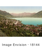 #18144 Photo Of Locarno On Lake Maggiore Ticino Tessin Switzerland