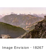 #18267 Photo Of Hotel Wildstrubel At Gemmi Pass Bernese Oberland Switzerland