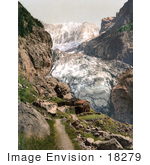 #18279 Photo Of Baregg Inn Hotel Near Baregg Glacier In Grindelwald Bernese Oberland Switzerland