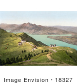 #18327 Photo Of Lake Lucerne Rigi Staffel And Pilatus Rigi Switzerland