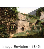 #18451 Photo Of The Virgin'S Crypt Of St Bavon Abbey In Ghent Belgium