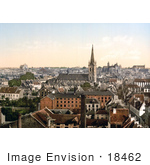 #18462 Photo Of The City Of Louvain Belgium