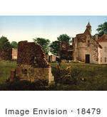 #18479 Photo Of The Wells Of Hougoumont In Waterloo Brussels Belgium