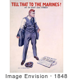 #1848 Tell That To The Marines!