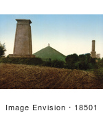 #18501 Photo Of Tombs At Waterloo Walloon Brabant Brussels Belgium