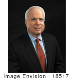 #18517 Photo Of The United States Senior Senator And American Politician John Mccain