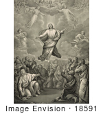 #18591 Photo Of The Ascension Of Jesus Christ