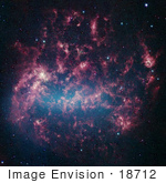 #18712 Photo Of The Large Magellanic Cloud