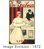 #1872 The Bookman