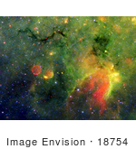 #18754 Photo Of A Snake In The Sagittarius Constellation
