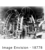 #18778 Photo Of The Meridian Instrument At The Lick Observatory Mount Hamilton 1888