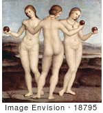 #18795 Photo Of Aglaea Euphrosyne And Thalia Three Graces