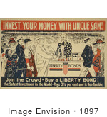 #1897 Invest Your Money With Uncle Sam