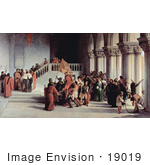 #19019 Photo Of Vittor Pisani Being Released From The Dungeon By Francesco Hayez