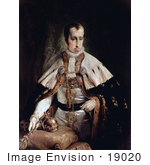 #19020 Photo Of The Emperor Ferdinand I Of Austria By Francesco Hayez