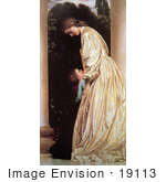 #19113 Photo Of Sisters Hugging By Frederic Lord Leighton