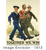 #1913 Together We Win