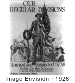 #1926 Our Regular Divisions Honored And Respected By All
