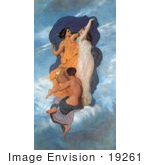 #19261 Photo Of The Dance La Danse By William-Adolphe Bouguereau