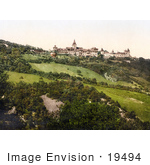 #19494 Photo Of Buildings In Kahlenberg Vienna Austria