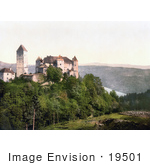 #19501 Photo Of A Castle Viechtenstein Upper Austria Austro-Hungary