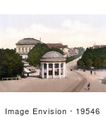 #19546 Photo Of Franzenbad With The Springhouse And Casino In Karlovy Vary Carlsbad Bohemia Czech Republic